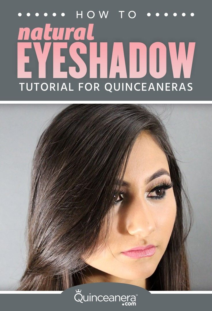 133 Best Images About Quinceanera Makeup On Pinterest