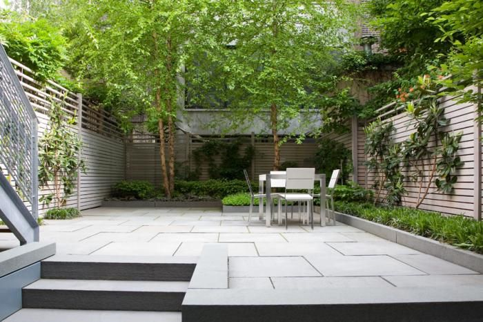 19 best images about townhouse gardens on pinterest for Townhouse landscape design