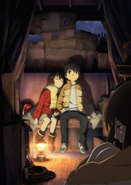ERASED (Boku dake ga Inai Machi) Anime 1st Promo Video & 2nd Visual
