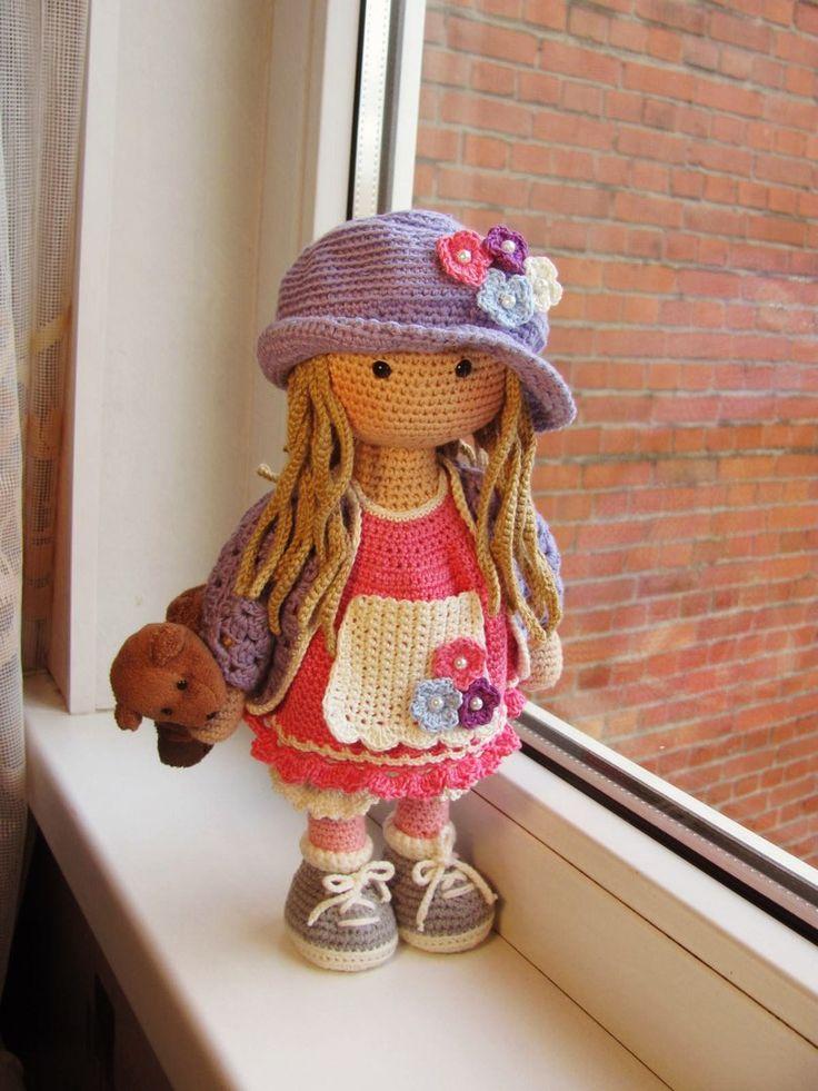 Вязанные куклы – 24 photos | VK