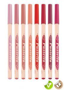 Vegan Neve Cosmetics Pastello Lip Colour Pencils