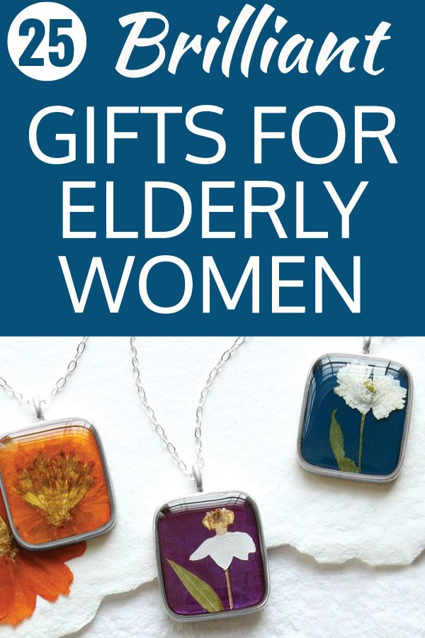 Pin On Gifts For Older Women