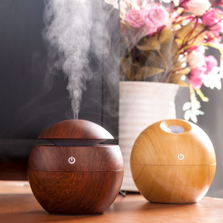 - Add your Essential Oil's to this beautiful portable humidifier. - Has USB cable for convenience for your home or office - Helps relax while working - Adds moisture to rejuvenate the skin to give tha
