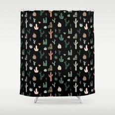 Sahara Night Shower Curtain