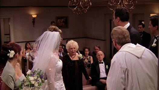 Everybody Loves Raymond S07e24 Roberts Wedding Everybody Love Raymond Wedding Video Wedding Videos