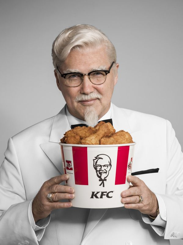 KFC Replaces Darrell Hammond With Norm MacDonald as Its New 'Real' Colonel Sanders
