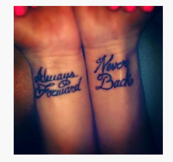 100 Tattoos Quotes With Meaningful Sayings You Ll Love: Top 25 Ideas About Meaningful Tattoo Quotes On Pinterest