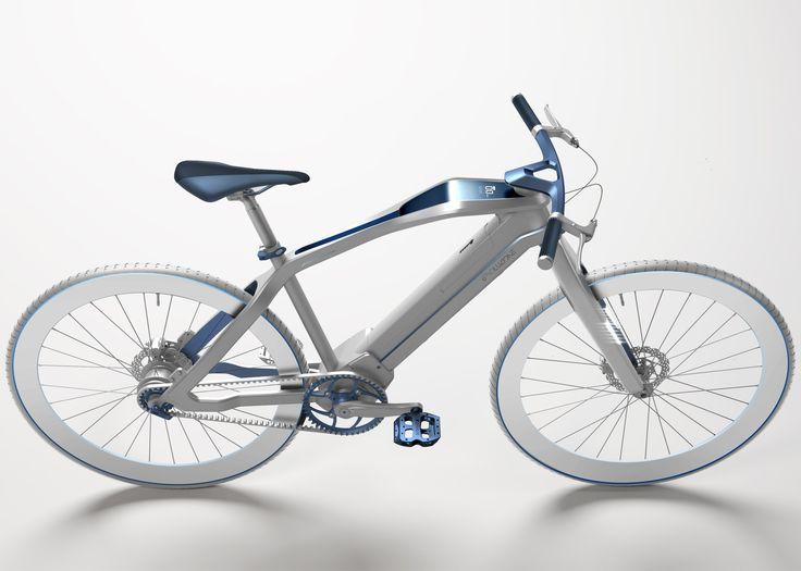 Электрический велосипед Pininfarina на Eurobike