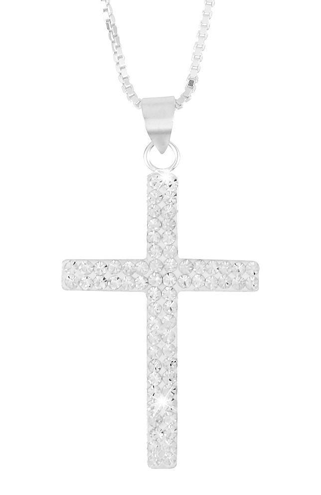 Bijou Brigitte Necklace - Fimo Cross