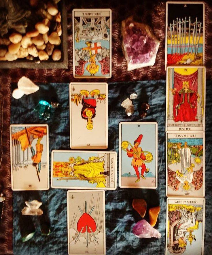 "July 22, 2017 ~ Busy Saturday! I'll be reading tarot cards in-person today from 11 a.m. to 4:40 p.m. at Alta View Wellness Center, 4814 Jonestown Road (Route 22) Harrisburg, PA $20 = 20 minute reading (cash only.) Stop by if you're in the area!  Today we realize that there is a difference between satisfaction and success. Both might be achieved, but satisfaction will be the more difficult ""get."" We have the ability & desire to get it all done, and we'll be successful - with some juggling…"
