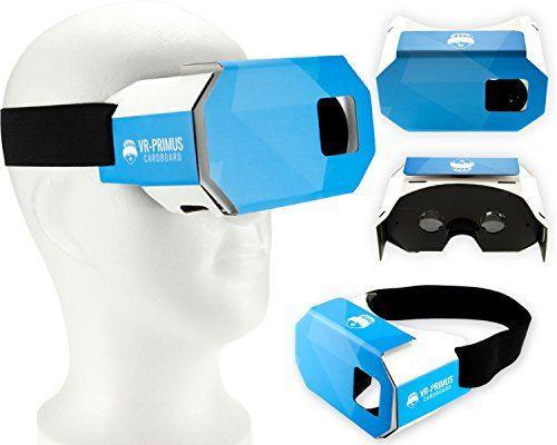 VR (Realidad Virtual)-PRIMUS Cardboard - Gafas de Realidad Virtual VR (Realidad Virtual) - https://realidadvirtual360vr.com/producto/vr-primus-cardboard-gafas-de-realidad-virtual-vr-para-smartphones-android-y-ios-como-iphone-samsung-htc-lg-huawei-motorola-oneplus-zte-y-muchos-ms-compatible-con-aplicaciones-de-google-cardboard-muy-l/ #RealidadVirtual #VirtualReaity #VR #360 #RealidadVirtualInmersiva