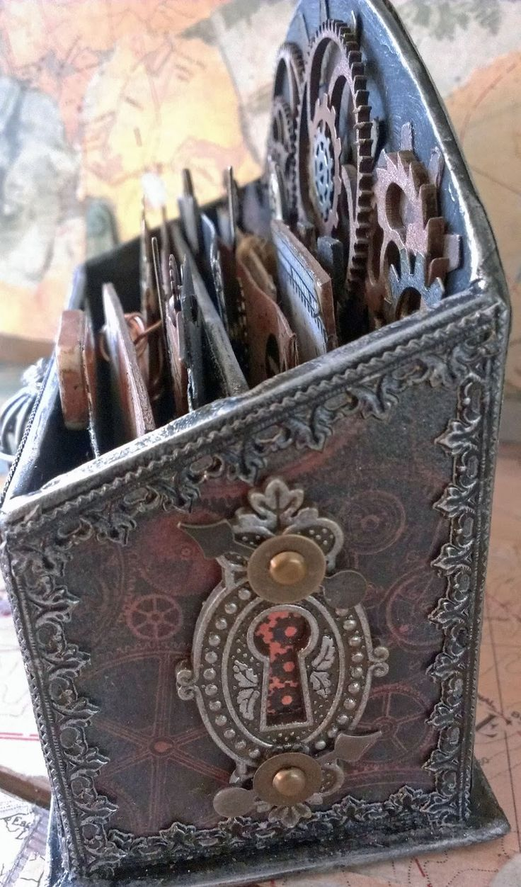 17 Best Images About Steampunk Crafts On Pinterest Comic