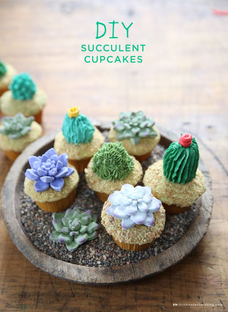 Create cupcakes that look like works of art with the help of our Hallmark artists.
