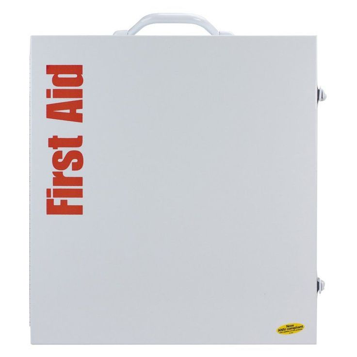 First Aid Only Industrial First Aid Station - 1092 Pieces - 247-O/FAO
