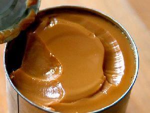 Receta Preparación de dulce de leche casero