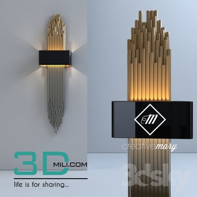 229  Ceiling light 229 3D Models Free Download | 3D objects in 2019