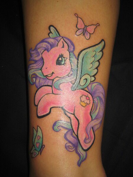 17 best images about little pony on pinterest my little for My little pony tattoo