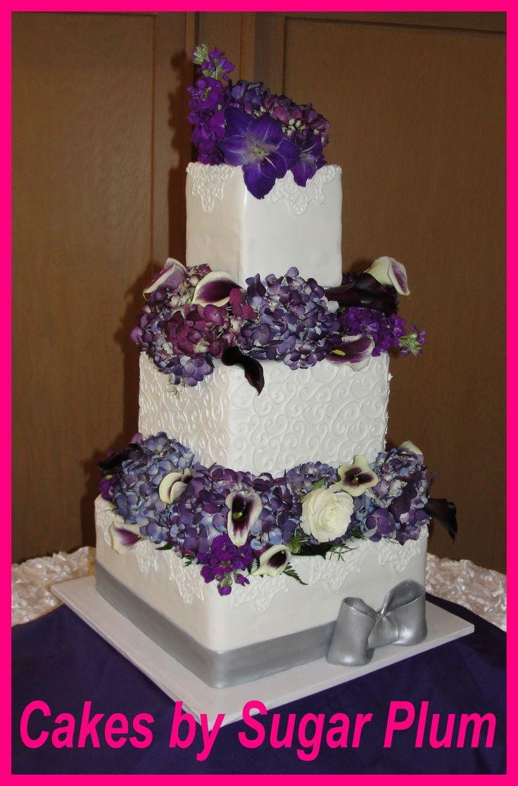 Floating Wedding Cake