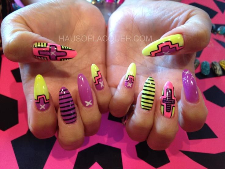 Oval Nails Design Tumblr NAIL ART / NAIL...