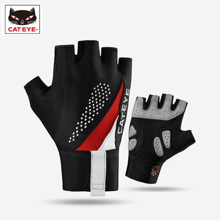 CATEYE SF GLOVES Bicycle Half Finger Glove Men Outdoor Sports Ultra-light Breathable BMX Cycling Fitness Gloves Clothing. Click visit to buy