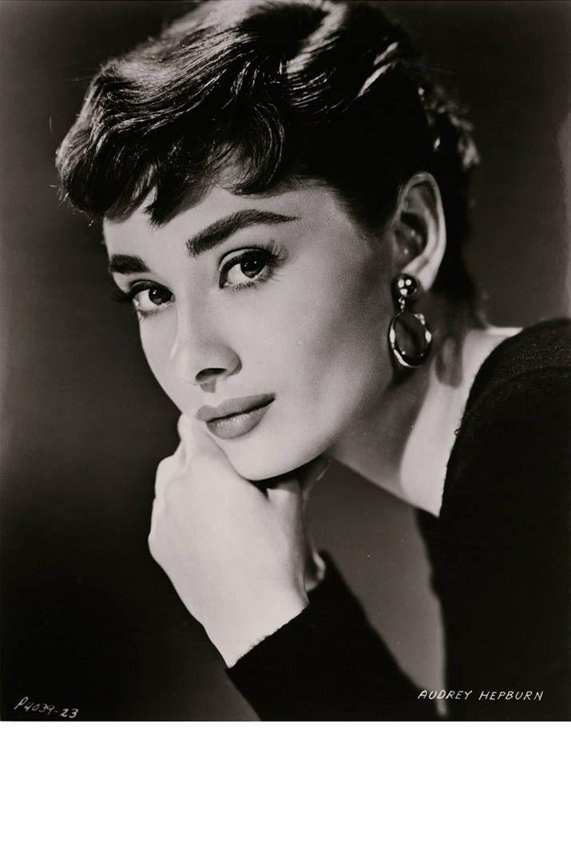 Inside the National Portrait Gallery's new Audrey Hepburn exhibition.