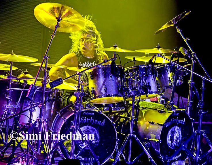 mikkey dee drums | Thursday, March 3, 2011