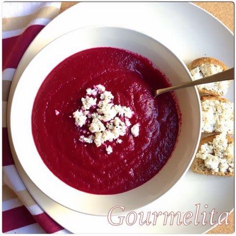 Gourmelita: Παντζαρόσουπα