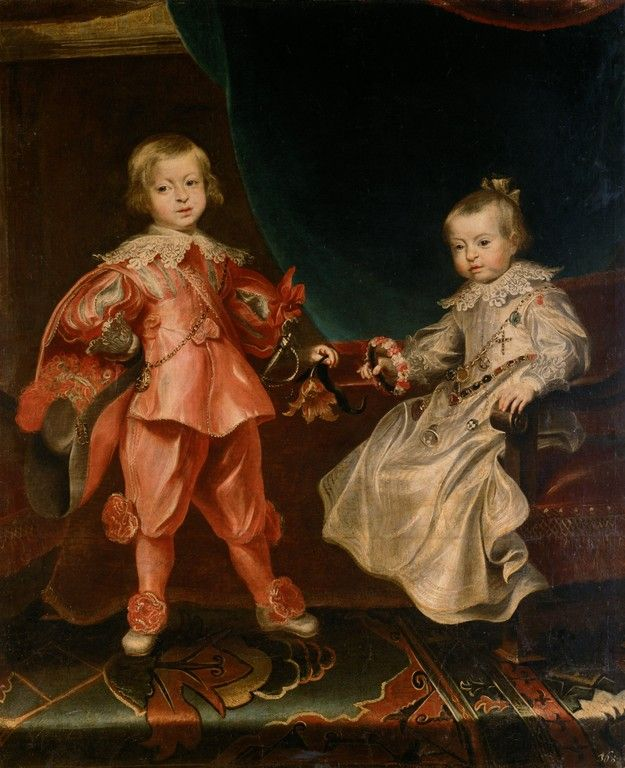 Maria Anna and her older brother, Ferdinand, by Frans Luycx, c. 1636,Born as Maria Anna on 22 December 1634 in Wiener Neustadt, Austria, she was the granddaughter of Holy Roman Emperor Ferdinand II. Her parents were Crown Prince Ferdinand and Maria Anna of Spain, the sister of Mariana's future husband, King Philip IV of Spain. Her father, who would become Emperor in 1637, was as yet only King of Hungary and Bohemia,