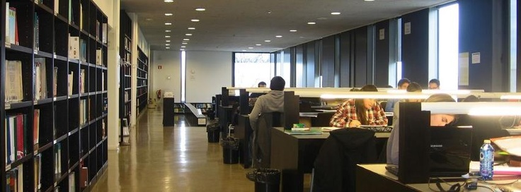 Biblioteca Facultade de Economicas da Universidade da Coruña
