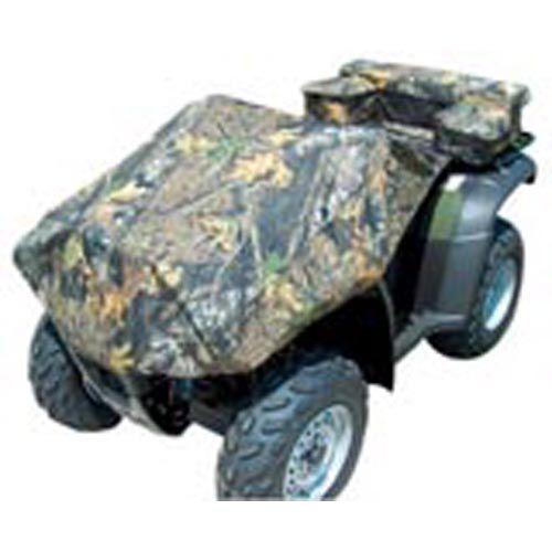 ATV Logic ATV Rack Combo Bag with Cover, Mossy Oak