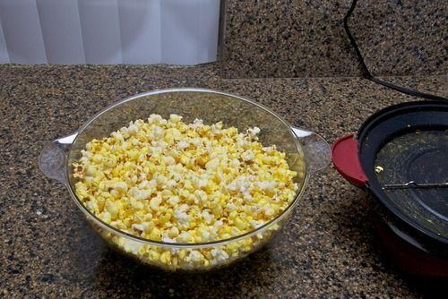 west bend stir deluxe popcorn machine