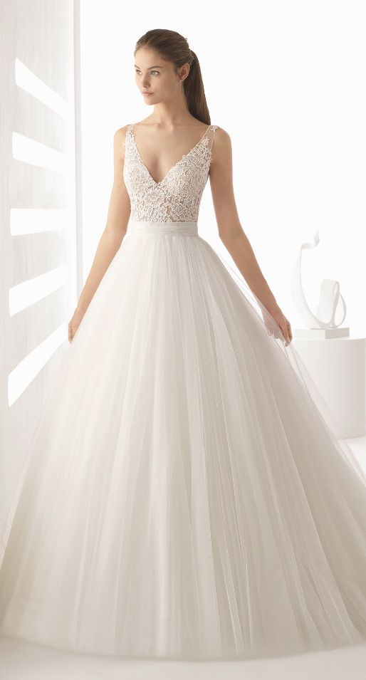 Marriage ceremony Gown Inspiration – Rosa Clara – #Clara #Gown #inspiration #Rosa #Weddi…
