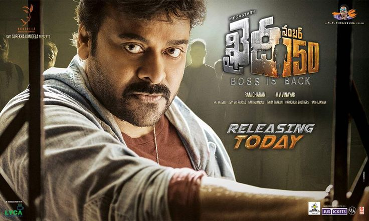 Yes, #BossIsBack in style. Megastar Chiranjeevis comeback film Khaidi No 150 received to a bang in overseas. It has set new records at those markets. Surpassing everyones expectations, Khaidi No ...