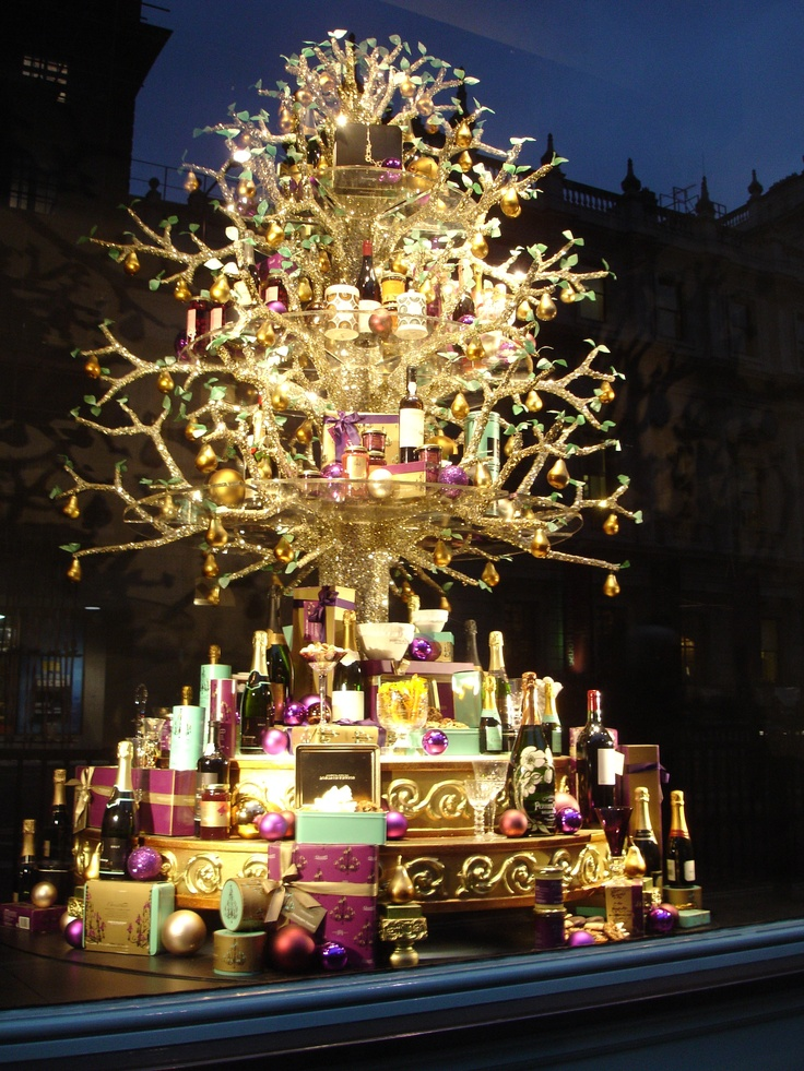 1000 images about xmas trees skirts on pinterest - Fortnum and mason christmas decorations ...