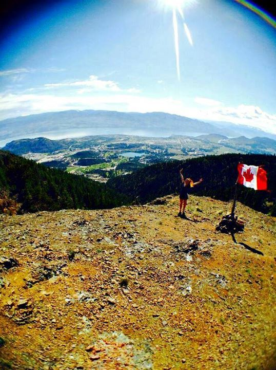 Looking for a place to hike? Love these stunning views of #Okanagan Lake from Carrot Bluffs Mountain! Check it out! http://bit.ly/1ccFCGB www.bonedbroth.com #OkanaganValley #Kelowna #Adventures #Hiking #Outdoor #Fun #Sports