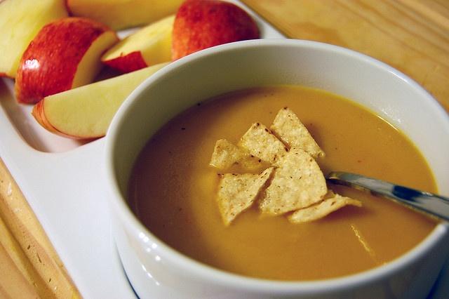 Butternut Squash and Chipotle Soup | Recipes - Casseroles, Soups, & S ...