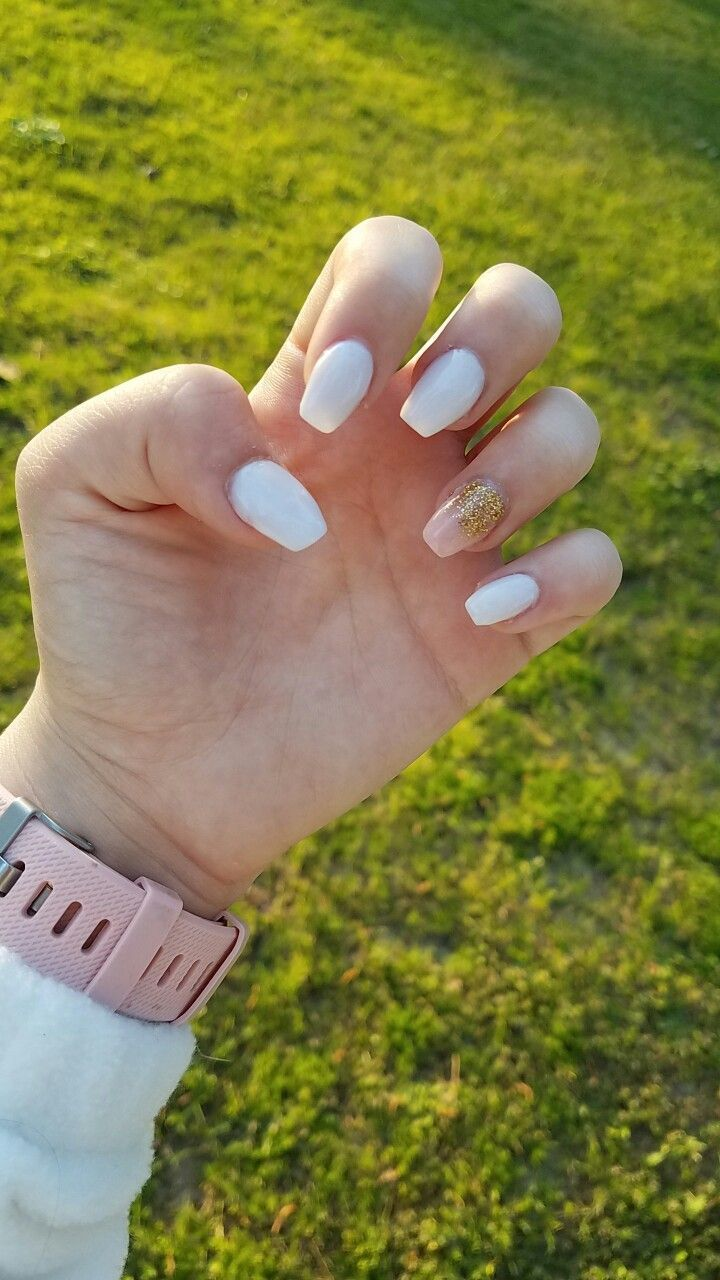71 Short Acrylic Nail Designs For 2019