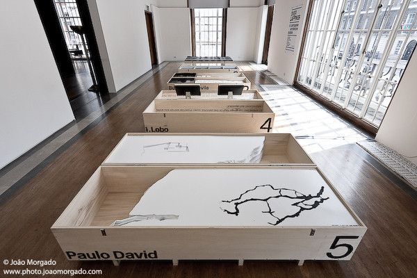 Gallery - Overlappings: Young Portuguese Architects Exhibition at the RIBA Gallery - 3