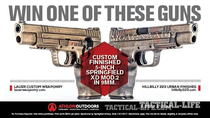 **ENDS IN 24HRS** WIN a Custom Springfield Armory XD-9 MOD 2 Valued at $900 via Tactical-Life, Personal Defense World, Guns of the Old West, Real World Survivor, Combat Handguns, DuraCoat Firearm Finishes & Hillbilly223 Urban Finishes, Inc. http://swee.ps/DKxmJCFBq <--Use Link to Enter (ends 7/31)