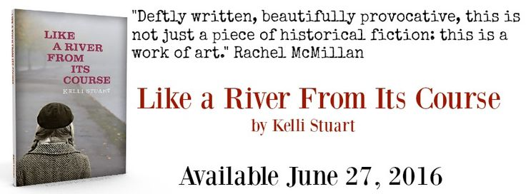 Like a River From Its Course is available now for preorder! #RiverNovel