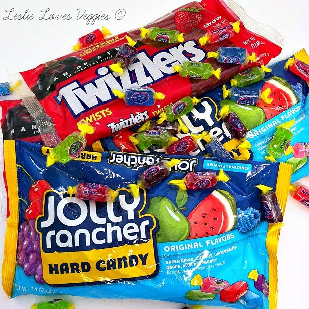 Twizzlers Twists & Jolly Rancher Candy Prize Package (Sponsored)