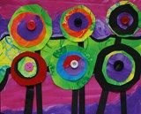 Artsonia Art Exhibit :: Hundertwasser Trees