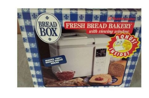 Toastmaster bread machine                                                                                                                                                                                 More