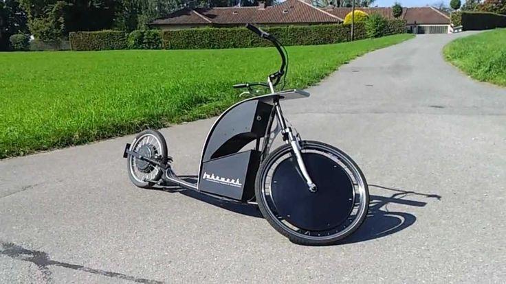 17 best images about footbikes tretroller on pinterest. Black Bedroom Furniture Sets. Home Design Ideas