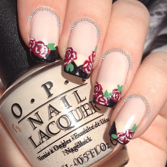 lovely_polish #nail #nails #nailart