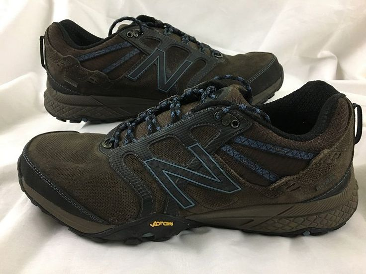 New Balance Men's MO1521GT Gore Tex Waterproof Brown Hiking Shoes Size 12D