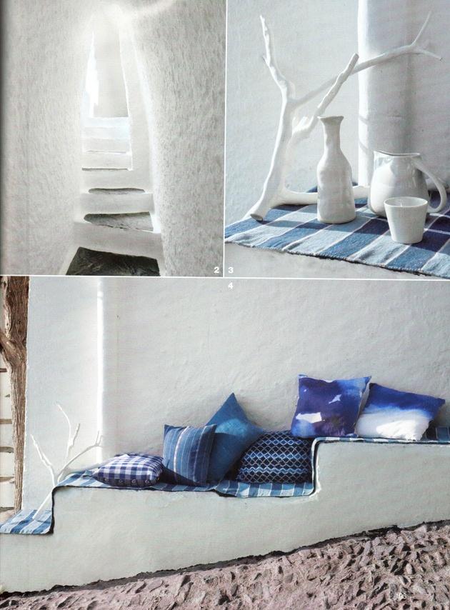 Côté Sud http://aucoindumonde.com/decoration-interieur/2011/07/22/stylisme-pour-cote-sud-n%C2%B0130-un-style-tres-cadaques/