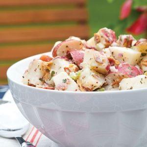 Red Potato Salad - Paula Deen Magazine