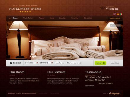 HotelPress Homepage
