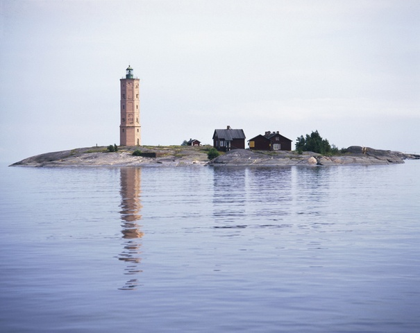Söderskär lighthouse. Finland.